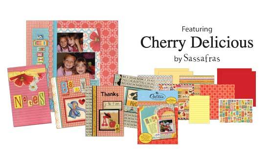 OK-11A Cherry Delicious by Sassafras