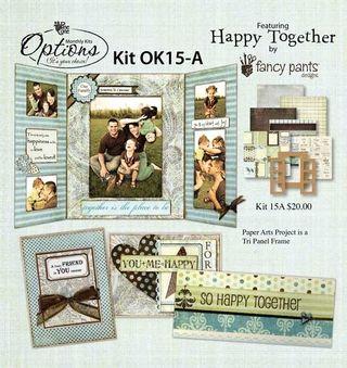Options Kit OK15-A