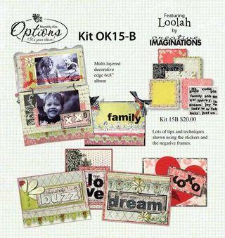 Options Kit 15-B