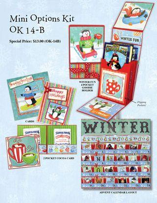 Mini Options Kit 14-B